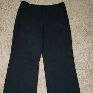 Ann Taylor Loft black pants